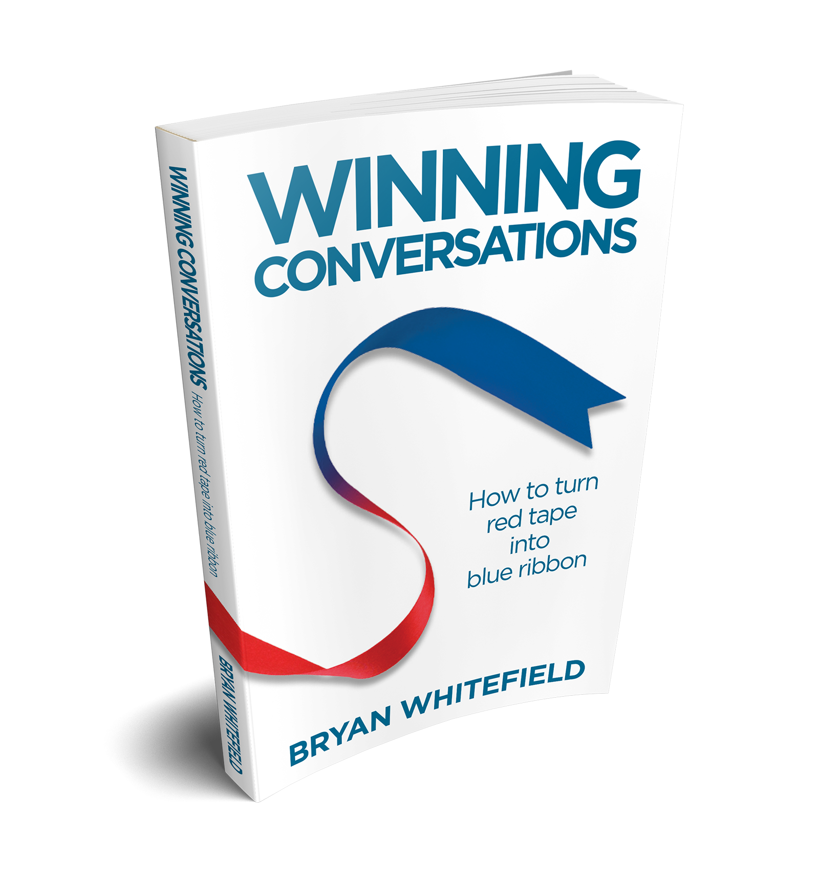 Winning Conversations: How to turn red tape into blue ribbon