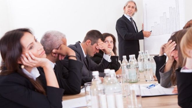 Painful vs Persuasive Presentations