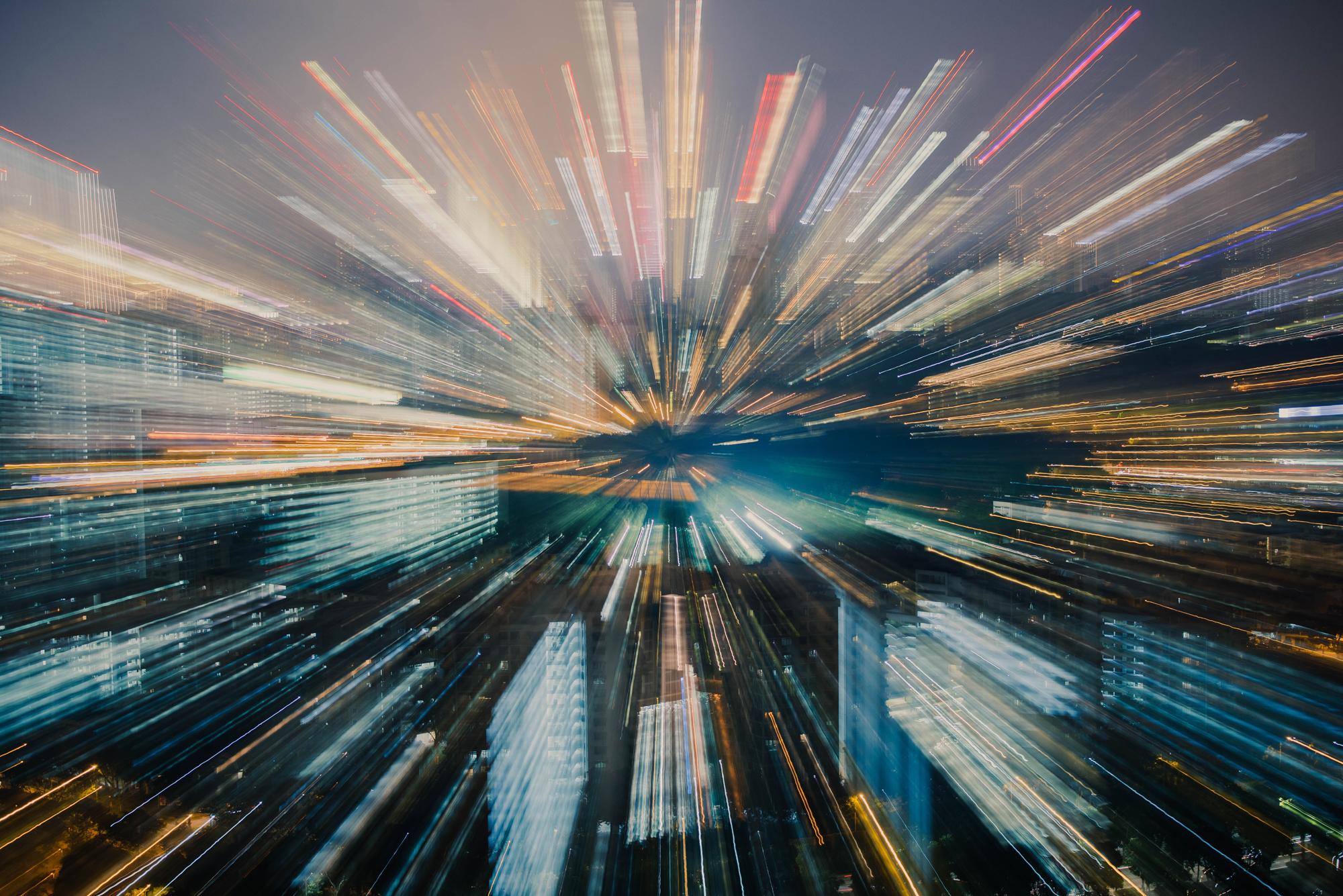 Attack the uncertainty of disruption